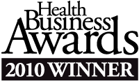 Health Business Awards 2010 Winner